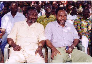 Réprésentants du Conseil Communal de Bopa