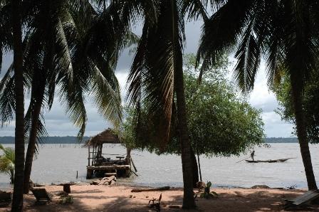 Ecotourisme au lac Ahémé